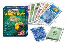 Coloretto Amazonas társasjáték kártya