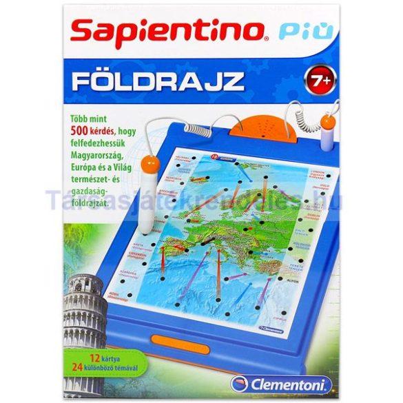 Sapientino Földrajz interaktív ismeretterjesztő társasjáték (640461)