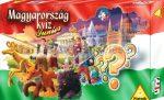 Magyarország kvíz Junior társasjáték Piatnik