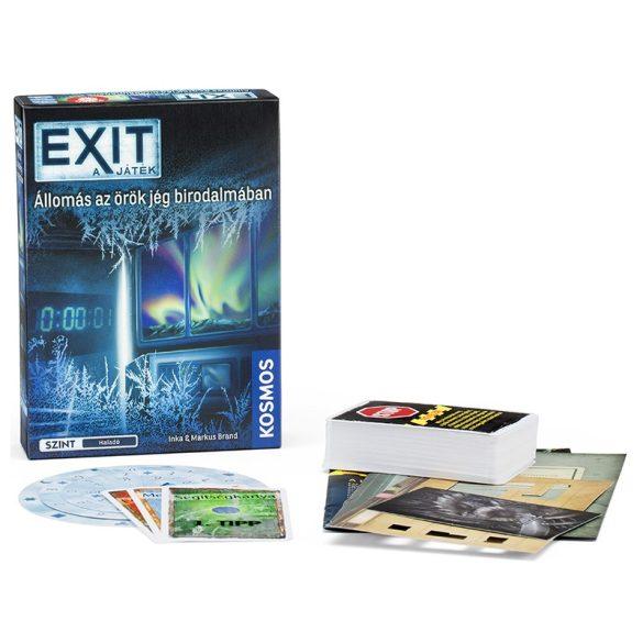 Exit: A játék - Állomás az Örök jég birodalmában
