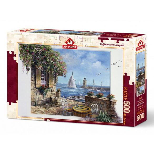 ART 500 db-os Puzzle - It was here - 4172