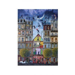 ART 500 db-os puzzle - Dream Street - 4199