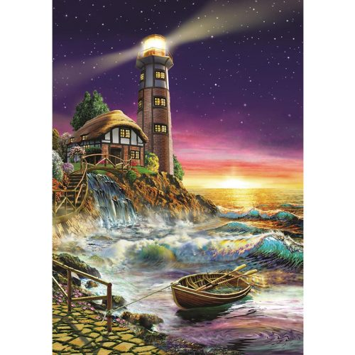 ART 500 db-os Puzzle - The Lighthouse - 4210