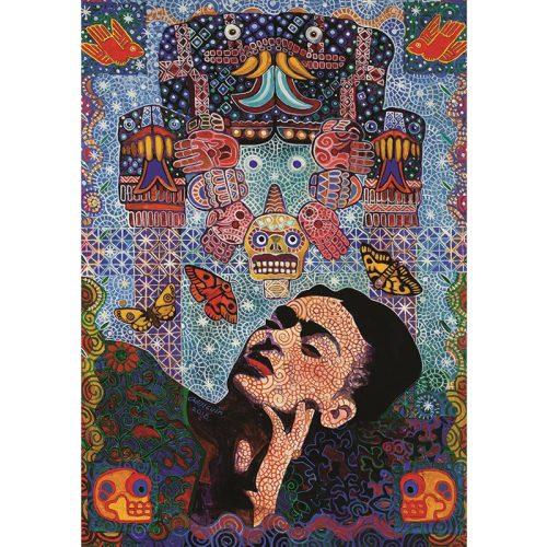 ART 1000 db-os Puzzle - Frida - 4228