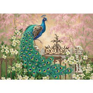 ART 260 db-os Puzzle - Peacock - 4272