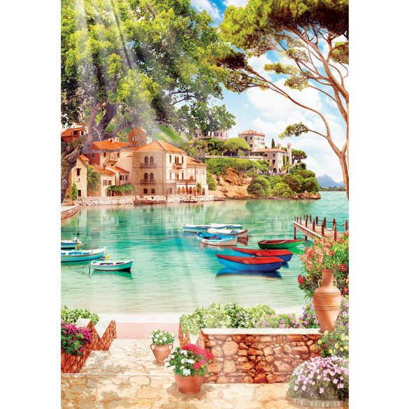 ART 1000 db-os Puzzle - Peaceful Good Morning - 4367