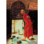 ART 1000 db-os Puzzle - Osman Hamdi Bey: The Turtle Trainer - 4452