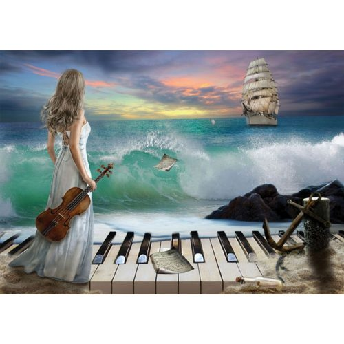 ART 1000 db-os Puzzle - Sea Symphony - 4468