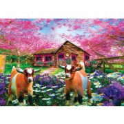 ART 500 db-os Puzzle - When Spring Comes - 4577