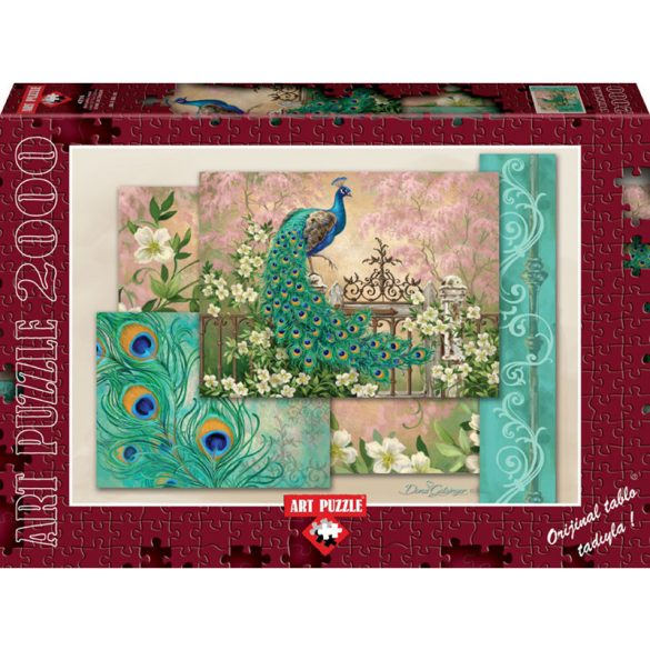 ART 2000 db-os Puzzle - Jewel of the Garden - 4716