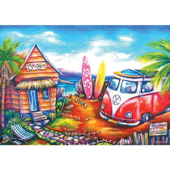 ART 260 db-os Puzzle - Surf Camp - 5027