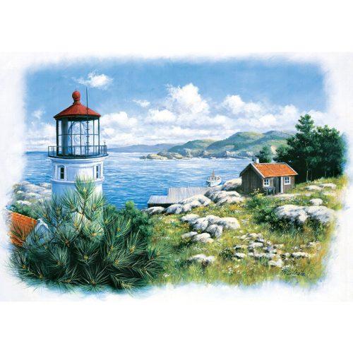 ART 500 db-os Puzzle - Lantern on the Shore - 5076