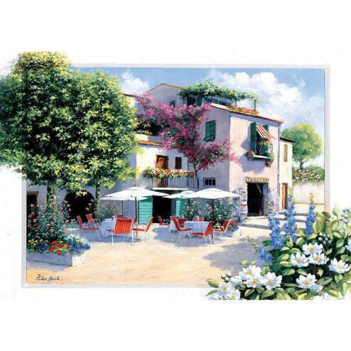 ART 500 db-os Puzzle - Cafe Villa - 5079