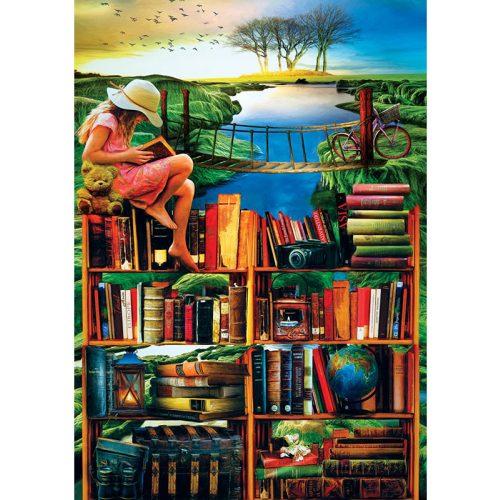 ART 1000 db-os Puzzle - Traveler - 5174