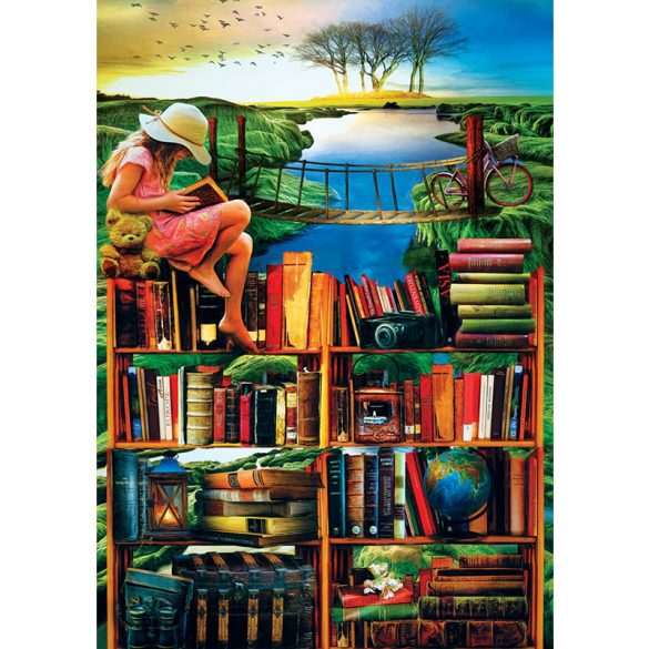 ART 1000 db-os Puzzle - Traveler - 5174