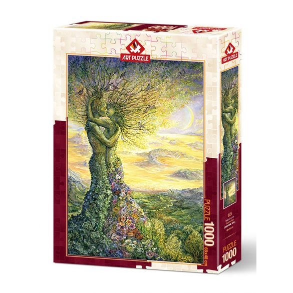 ART 1000 db-os Puzzle - Love of Nature - 5175