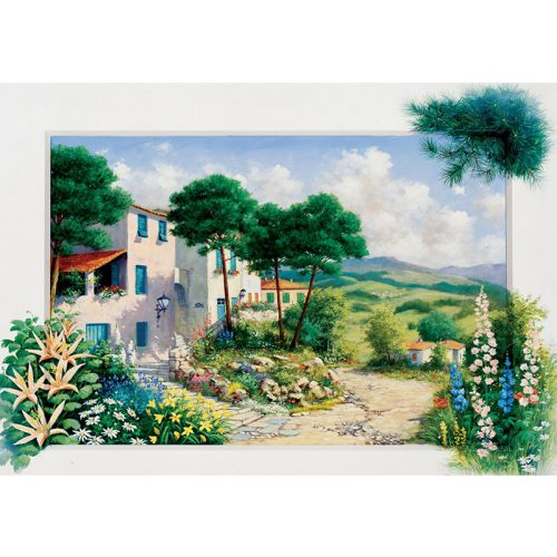ART 1000 db-os Puzzle - In Summerhouse - 5180