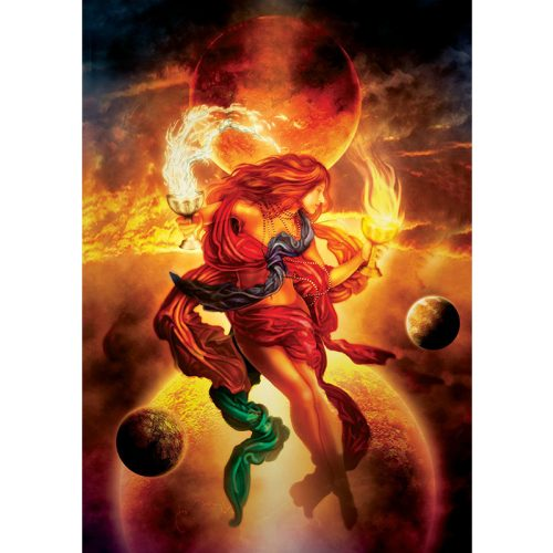 ART 1000 db-os Puzzle - Water and Fire - 5186