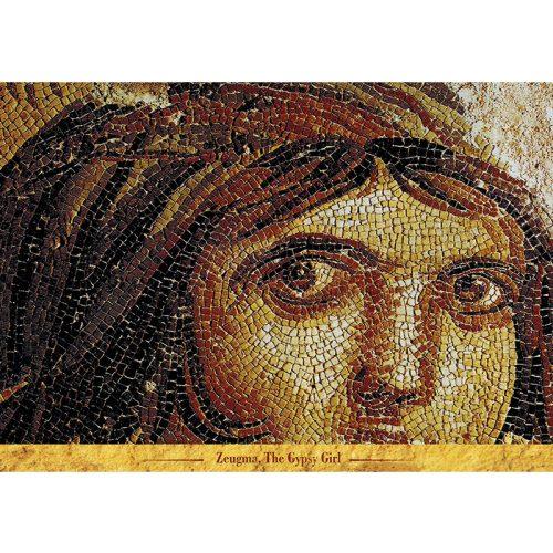 ART 1000 db-os puzzle - Gypsy Girl, Zeugma - 5192