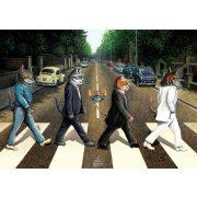 ART 1000 db-os Puzzle - Cat Road - 5193