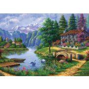 ART 1500 db-os Puzzle - Lake Village - 5371