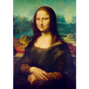 Art by Bluebird 1000 db-os puzzle - Leonardo Da Vinci: Mona Lisa, 1503 - 60008