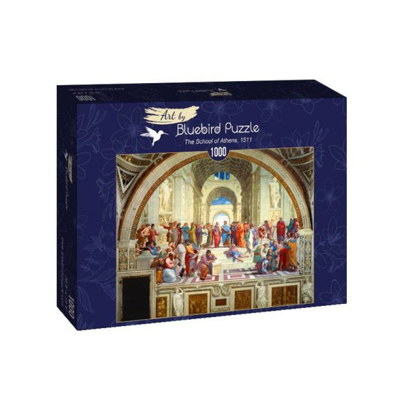 Art by Bluebird 1000 db-os puzzle - Raphael - The School of Athens, 1511 - 60013