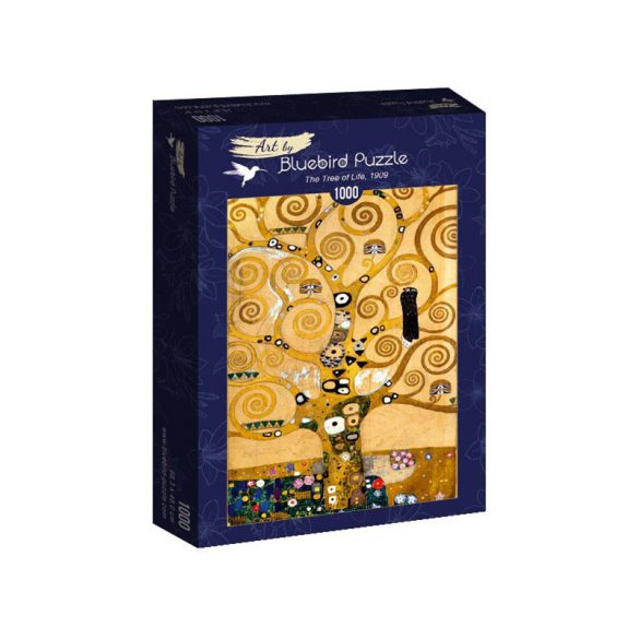 Art by Bluebird 1000 db-os puzzle - Gustave Klimt: The Tree of Life, 1909 - 60018