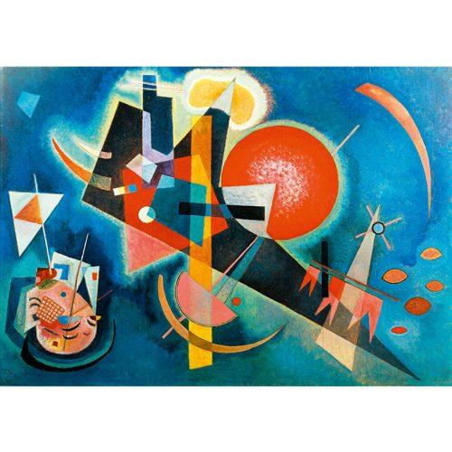 Art by Bluebird 1000 db-os puzzle - Kandinsky: In Blue, 1925 - 60021