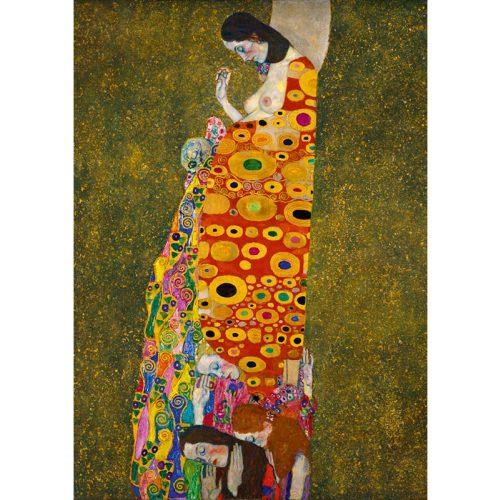 Art by Bluebird 1000 db-os puzzle - Gustave Klimt - Hope II, 1908 - 60022