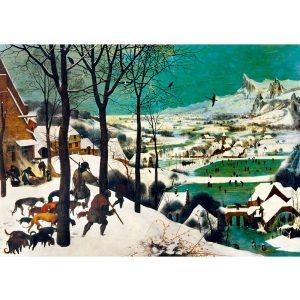 Art by Bluebird 1000 db-os puzzle - Pieter Bruegel the Elder: Hunters in the Snow (Winter), 1565 - 60029