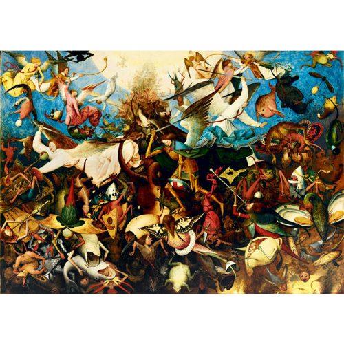 Art by Bluebird 1000 db-os puzzle - Pieter Bruegel the Elder: The Fall of the Rebel Angels, 1562 - 60032