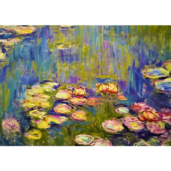 Art by Bluebird 1000 db-os puzzle - Claude Monet: Nymphéas 60044