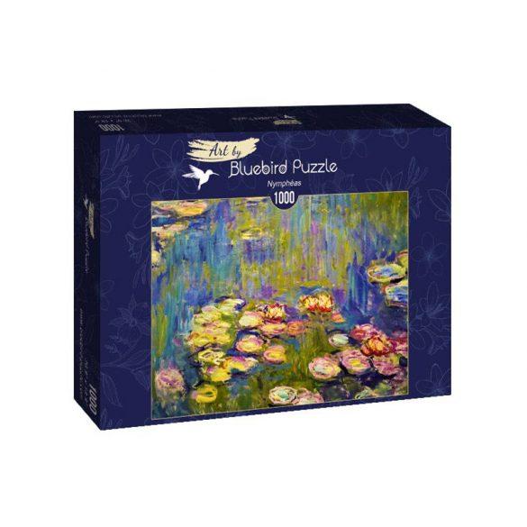 Art by Bluebird 1000 db-os puzzle - Claude Monet: Nymphéas 60044