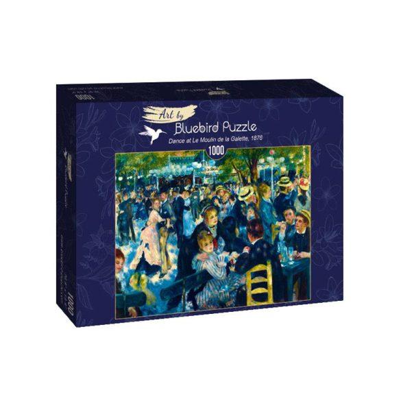 Art by Bluebird 1000 db-os puzzle - Renoir: Dance at Le Moulin de la Galette, 1876 - 60049