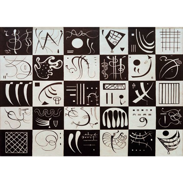 Art by Bluebird 1000 db-os puzzle - Kandinsky: Trente, 1937 - 60051