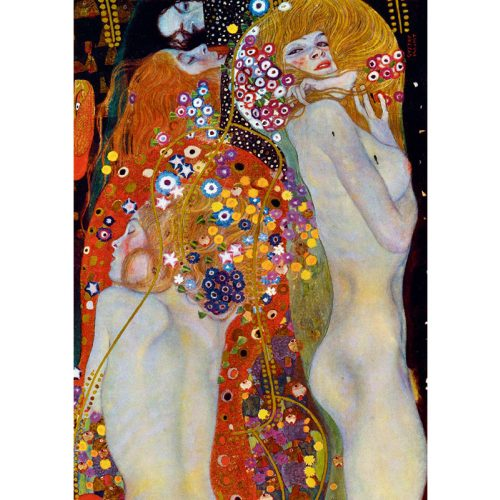 Art by Bluebird 1000 db-os puzzle - Gustave Klimt: Water Serpents II, 1907 - 60052