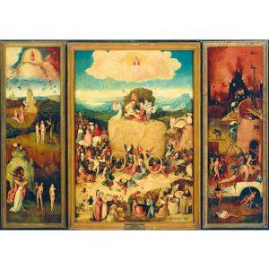 Art by Bluebird 1000 db-os puzzle - Bosch: The Haywain Triptych - 60060