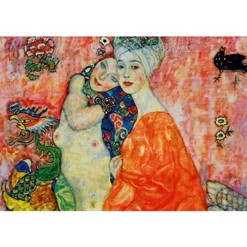 Art by Bluebird 1000 db-os puzzle - Gustave Klimt: The Women Friends, 1917 - 60061