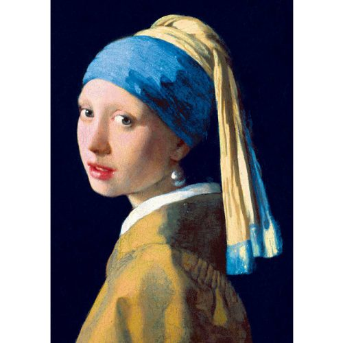 Art by Bluebird 1000 db-os puzzle - Vermeer: Girl with a Pearl Earring, 1665 - 60065
