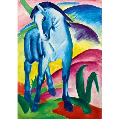 Art by Bluebird 1000 db-os puzzle - Franz Marc: Blue Horse I, 1911 - 60069