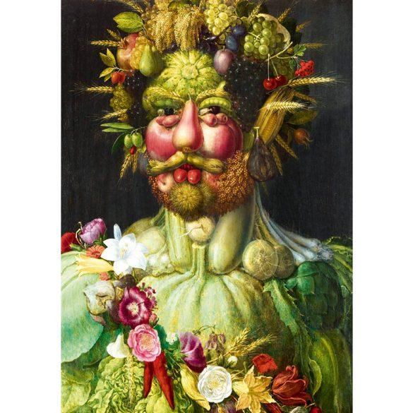 Art by Bluebird 1000 db-os puzzle - Arcimboldo: Rudolf II of Habsburg as Vertumnus, 1590 - 60074