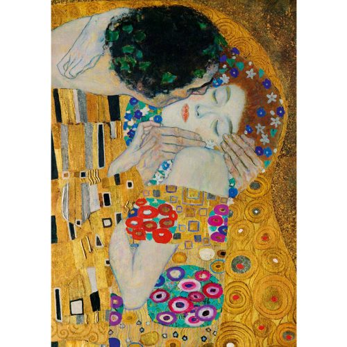 Art by Bluebird 1000 db-os puzzle - Gustave Klimt: The Kiss, 1908 - 60079