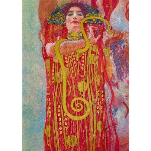 Art by Bluebird 1000 db-os puzzle - Gustave Klimt: Hygieia, 1931 - 60087