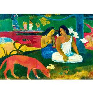 Art by Bluebird 1000 db-os puzzle - Gauguin: Arearea, 1892 - 60090