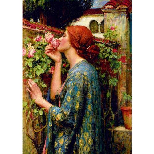 Art by Bluebird 1000 db-os puzzle - John William: Waterhouse  The Soul of the Rose, 1903 - 60096