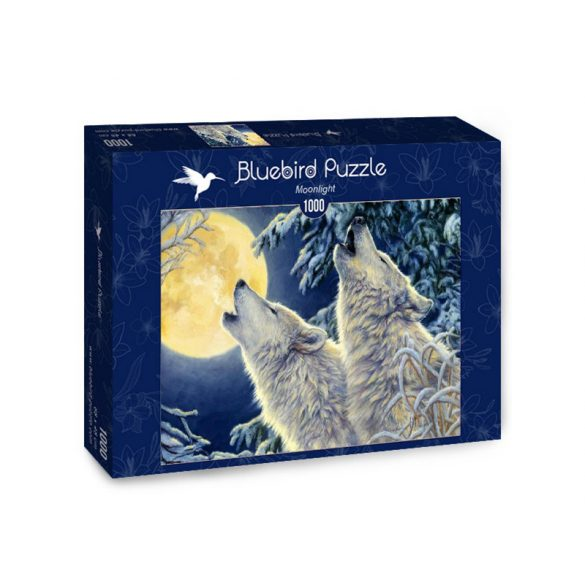 Bluebird 1000 db-os Puzzle - Moonlight - 70071