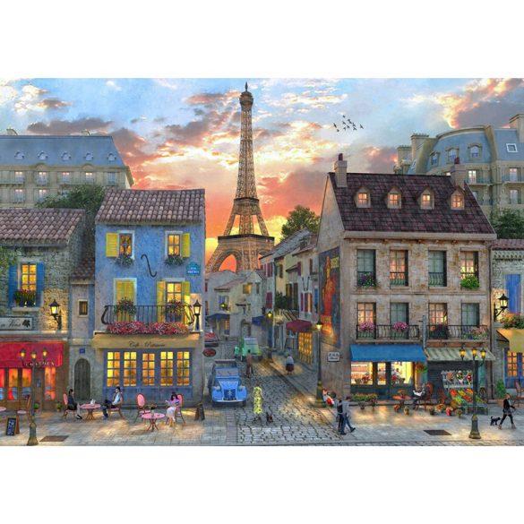 Bluebird 1000 db-os Puzzle - Streets of Paris - 70111