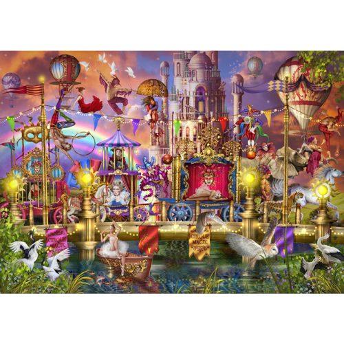 Bluebird 1500 db-os Puzzle - Magic Circus Parade - 70117