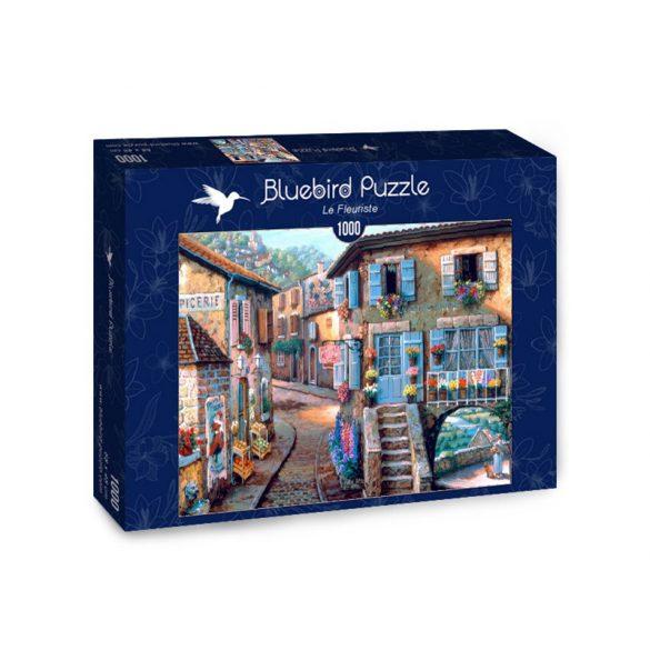 Bluebird 1000 db-os Puzzle - Le Fleuriste - 70125